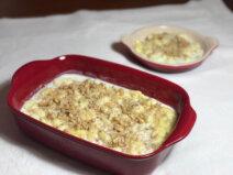 Receta de ñoquis caseros con gorgonzola y nueces