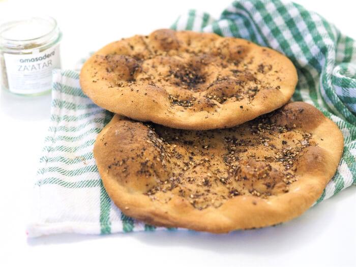 Si te gusta el pan crujiente, puedes tostarlas más. Al gusto.