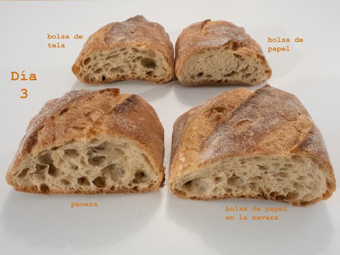 4º dia de la conservación del pan