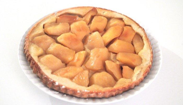 Receta de tarta tatin El Amasadero