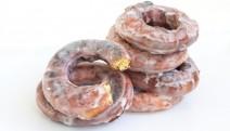 Receta de donuts viejunos de calabaza. Very Old fashioned.