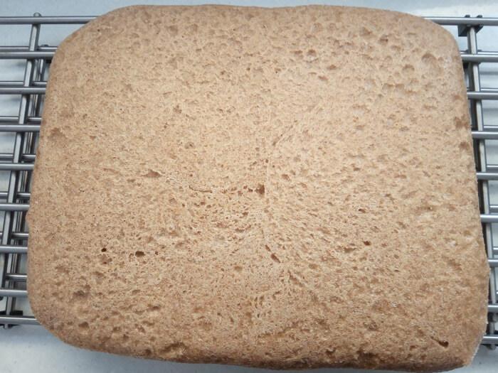 Enfriado del pan