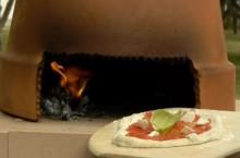 Cómo hacer un horno de leña con macetas