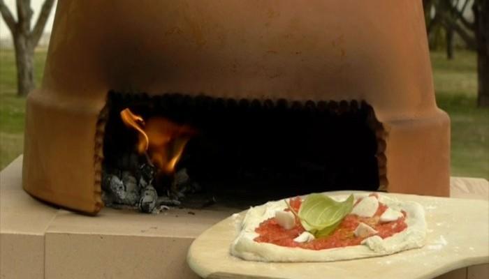 C mo hacer un horno de le a low cost el amasadero el - Materiales para hacer un horno de lena ...