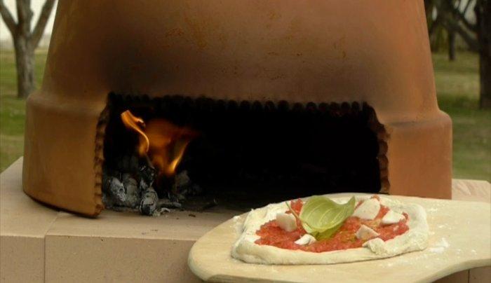 C mo hacer un horno de le a low cost el amasadero el for Materiales para hacer un horno de lena