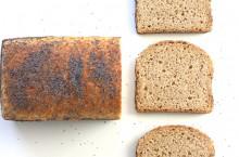 Pan de molde de espelta y trigo sarraceno