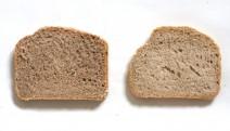 Pan integral en panificadora