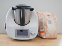 Cómo usar thermomix para hacer pan