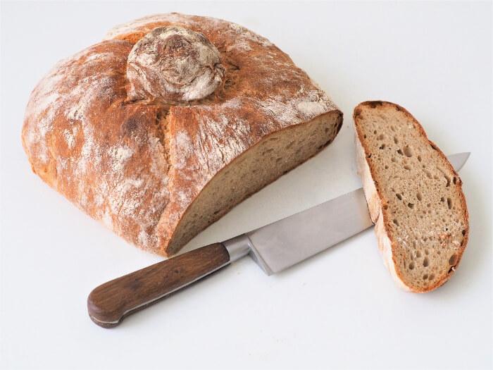 receta de pan gallego bolo, bollo