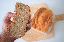 pan de centeno receta