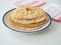 receta de chapatis con espelta