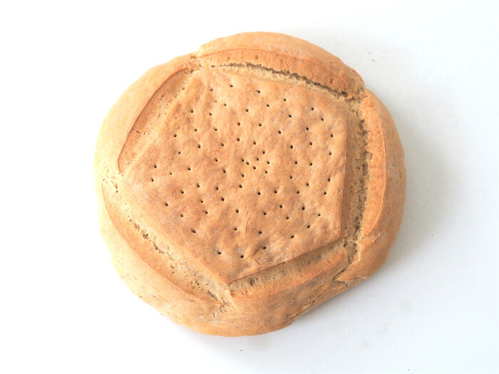 Receta de pan candeal con harina W130