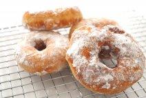 Receta de donuts caseros