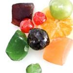 Fruta escarchada para roscones y panettone