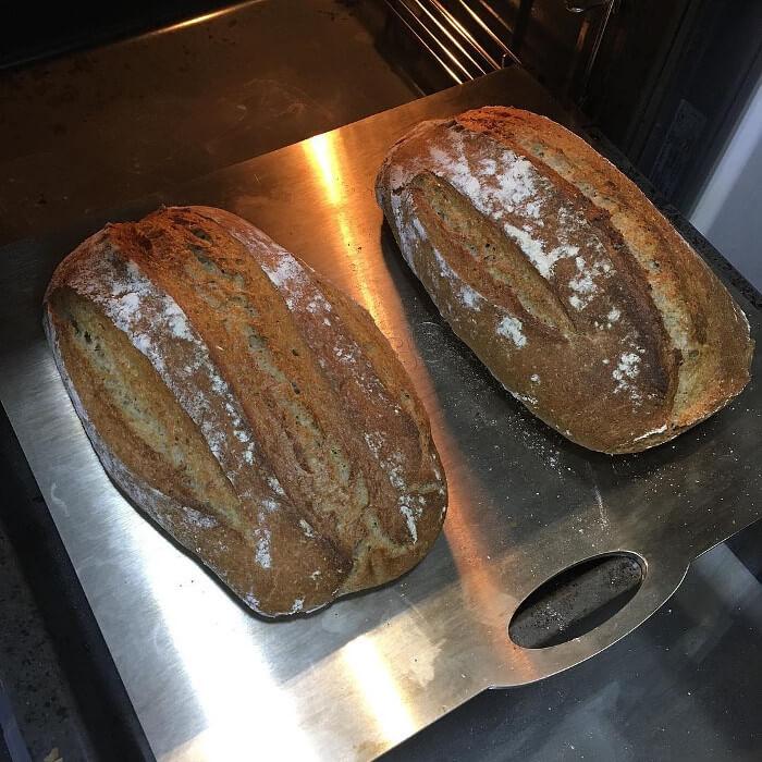 Con un horno de gama baja con una Celsius consegirás mejor pan que con uno de gama alta sin ella.