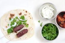 Receta de lavash (tortilla de trigo armenia)