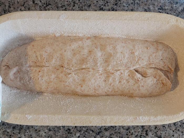 Baneton para masa de pan