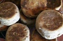 Receta de muffins en sarten