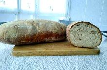 receta de pan con espelta de Patricia Garcia
