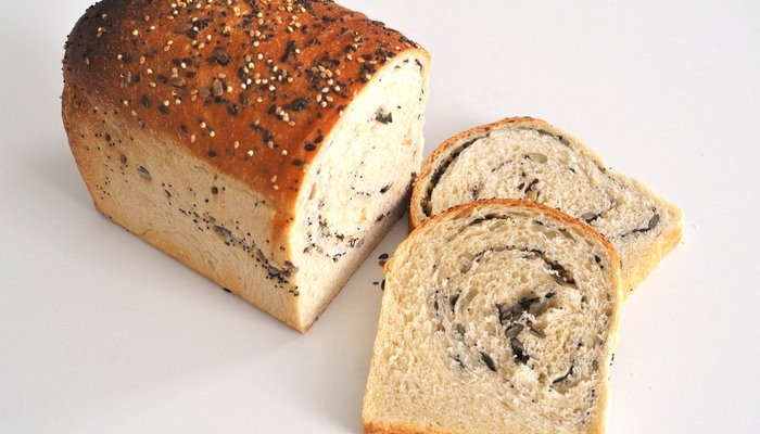 receta de pan de molde con semillas