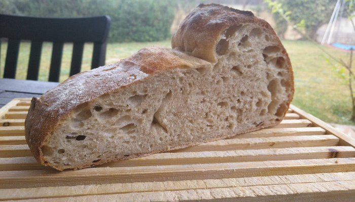 Receta de pan de alcoutim portugal