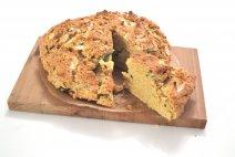 Receta de pan de maíz estilo sur de USA