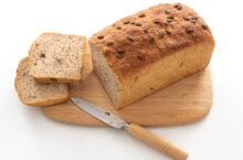 Receta de pan de molde de espelta con semillas