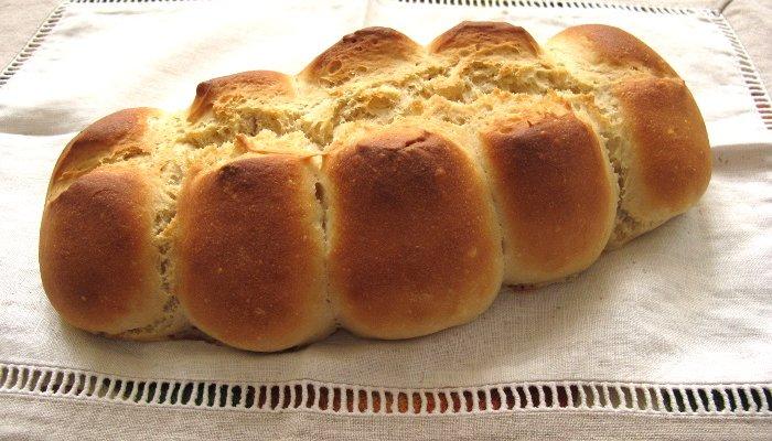 Receta de pan tesinés