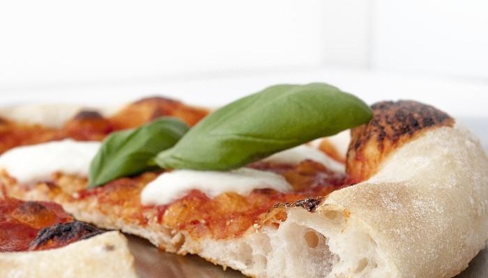 receta de pizza con harina especial pizza