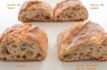 Métodos de conservación del pan
