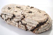 Receta de pan de centeno con masa madre, nueces y pasas