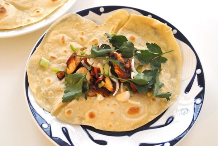 receta de tortillas mexicanas de trigo