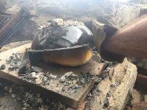 Cómo improvisar un horno de verano en plan mcgyver