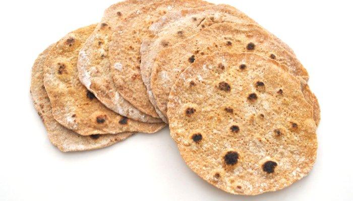 Receta de flatkaka, tortilla de centeno integral islandesa