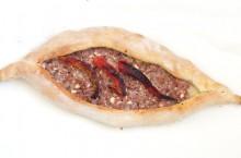 Pide de samsun, pizza turca