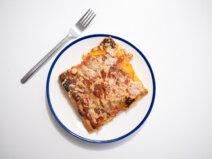 receta de pizza de masa gruesa