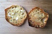 Como hacer pan casero: un bollito